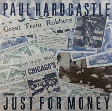 "Paul Hardcastle - Just For Money (Extended Version) - 12"" Maxi - K1246"
