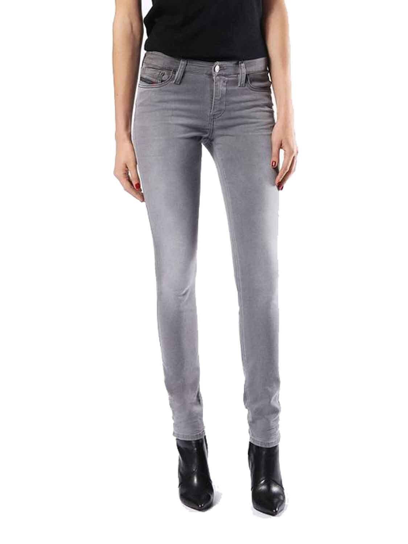 Diesel Skinzee-Ne 0674H Jeans Pantaloni women Jeans da Jogging Sportivo