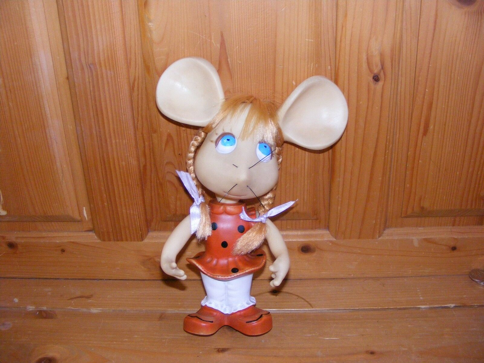 Rosie - Topo Gigio's Girlfriend. Doll   Toy. 1960s Vintage