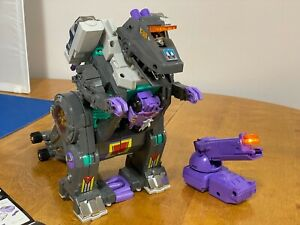 Trypticon - TRANSFORMERS, G1, 1986