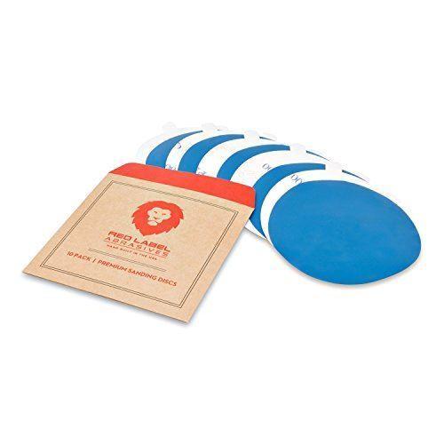 """25 Pack 4.5/"""" Black Hawk 80 Grit A//O Resin Fiber Disc Grinding /& Sanding Discs"""