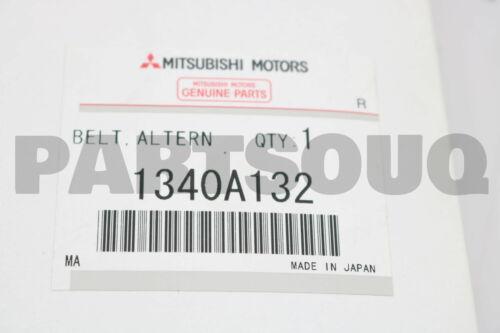 1340A132 Genuine Mitsubishi BELT,ALTERNATOR AND OTHERS