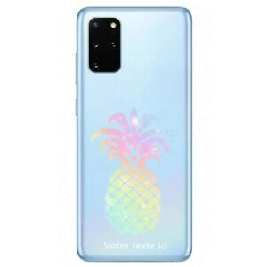 Coque Galaxy Note 10 LITE ananas tie and dye 1 personnalisee