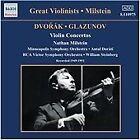 Dvorák, Glazunov: Violin Concertos (2003)