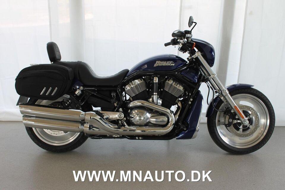 Harley-Davidson, VRSCD Night Rod, ccm 1131