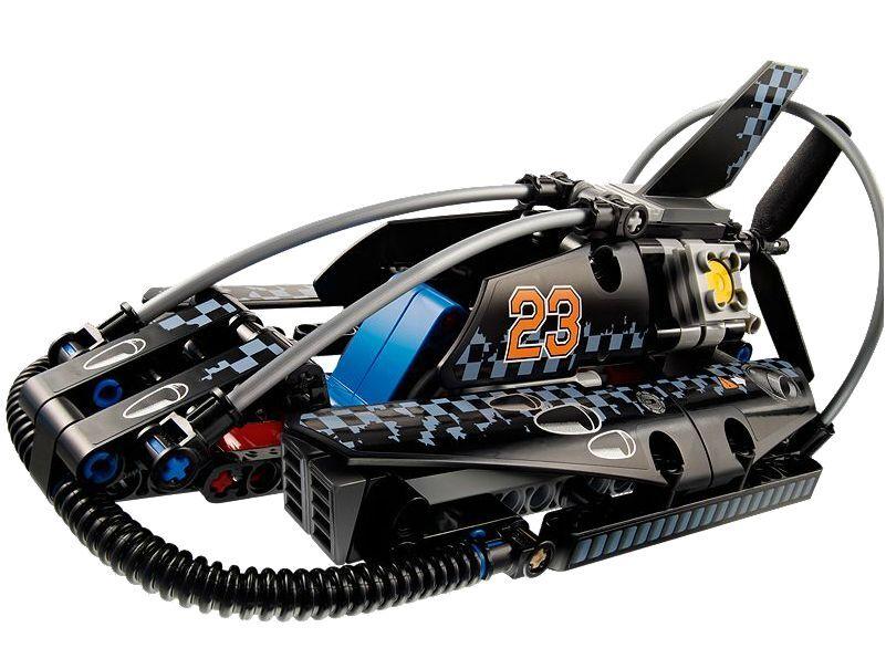 LEGO® Technic 42002 LuftkissenStiefel NEU OVP_ Hovercraft NEW NEW NEW MISB NRFB 03bb08