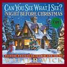 The Night Before Christmas: Picture Puzzles to Search and Solve by Walter Wick (Hardback, 2005)