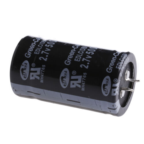 1PC Farad Capacitor 2.7V 500F 35*60MM Super Capacitor