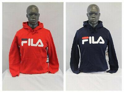 Fila LS FLORI PULLOVER FLEECE HOODIE LM183377 | eBay