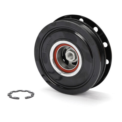 For Toyota Yaris 2007-12 1.5L AC Compressor Clutch Kit Pulley Coil Clutch Plate