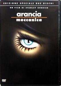 Dvd-Arancia-Meccanica-Edizione-Speciale-2-dischi-di-Stanley-Kubrick-1971-Usato