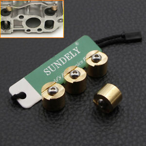 4x-For-VAUXHALL-SAAB-TID-MANIFOLD-SWIRL-FLAP-ROD-REPAIR-1-9-CDTI-150BHP-Brass