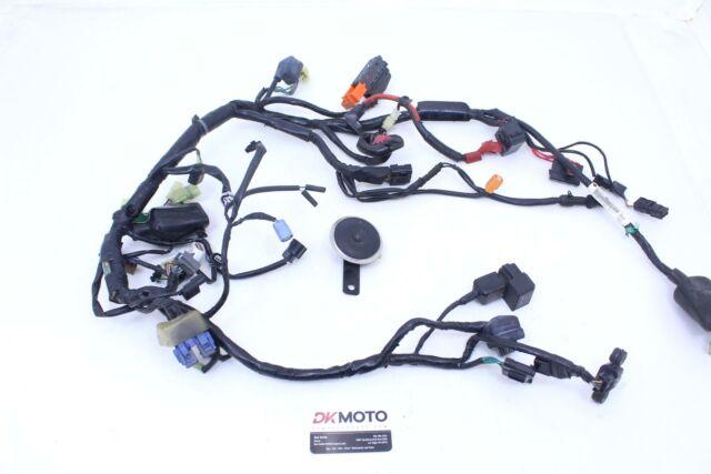 11-13 HONDA CBR250R OEM MAIN ENGINE WIRING HARNESS MOTOR WIRE LOOM R5.BX14