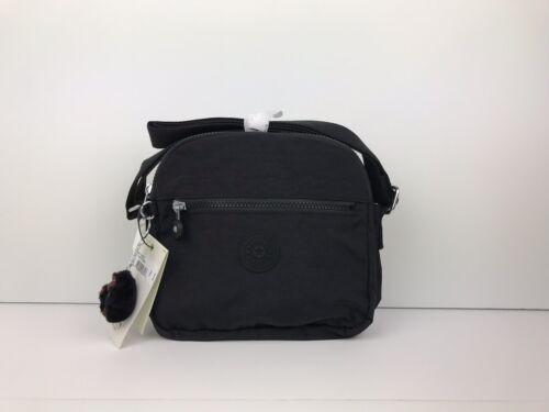 Kipling Keefe Crossbody Bag Black