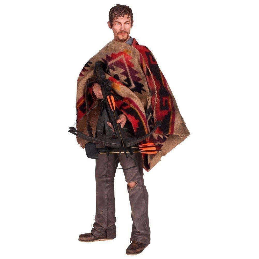 The Walking Walking Walking Dead TV Daryl Dixon 1 4 Scale Statue ec6495