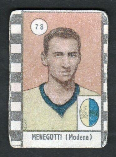FIGURINA CALCIATORI CASTOLDI 1947-48  SCEGLI DAL MENU/' A TENDINA