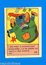 PINOCCHIO - Sada -Figurina-Sticker n. 30 -New