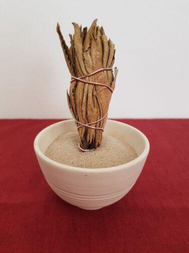 Yerba Santa Santakraut Räucherbündel Heiliges Kraut Smudge Stick Salbei Smudge