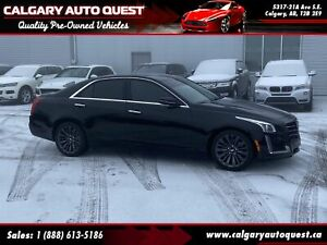 2015 Cadillac CTS 3.6L Performance AWD NAVI/B.CAM/LEATHER/ROOF