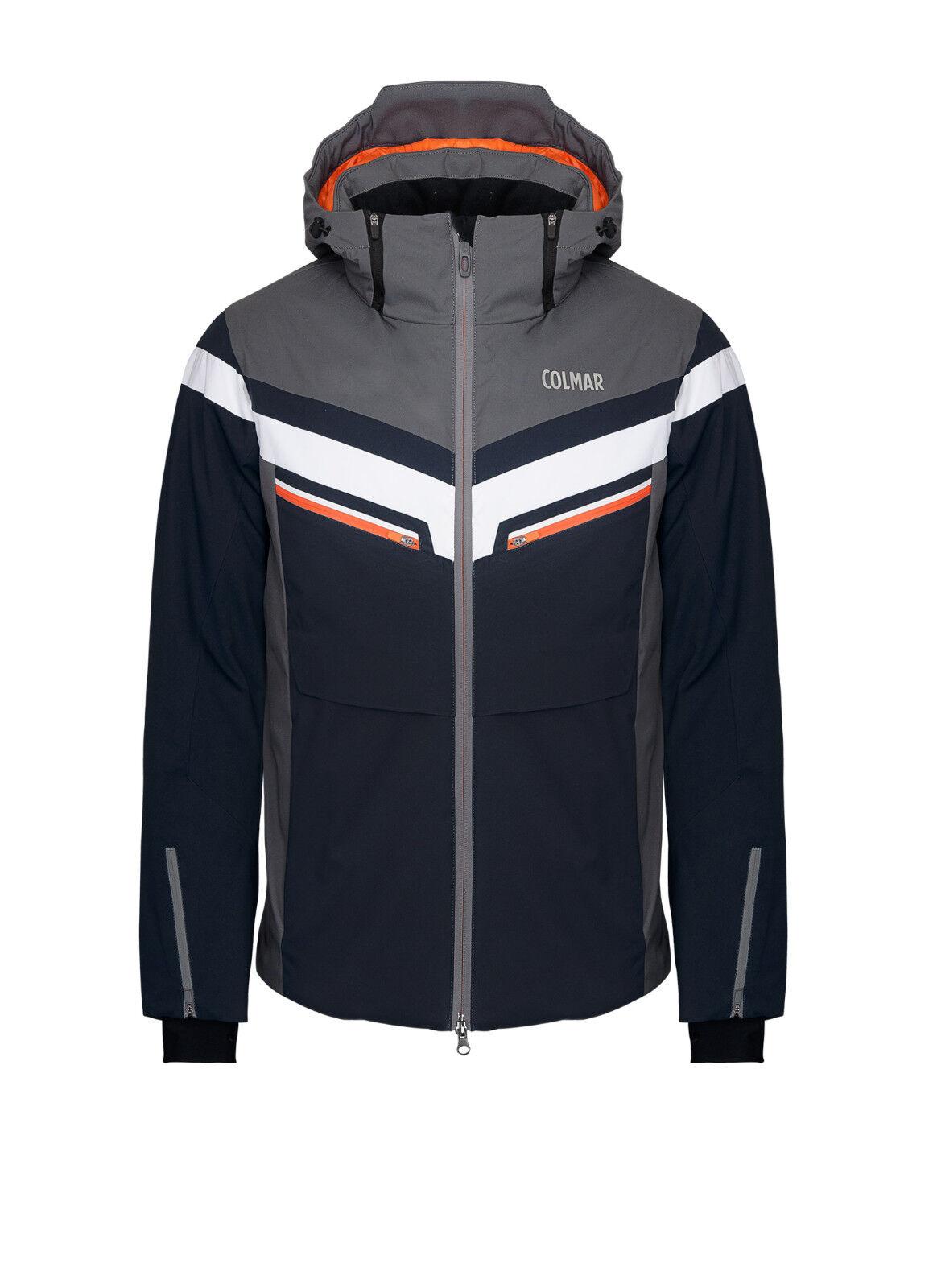 Giacca da sci uomo linea Alpine COLMAR mod. 1349 stagione 2017 2018