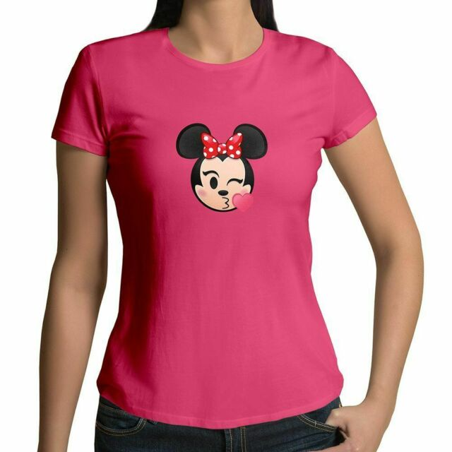 Womens Love Shirt Minnie Misses unisex and Plus size tee Womans Top Ladies T-Shirt