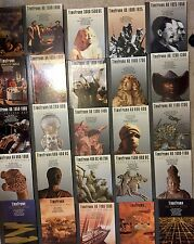 Time Frame COMPLETE 25 BOOK SET 3000BC-1990AD Humankind Time-Life JH Like New