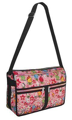 Damen Mehrfarbig Crossbody Frauen Tasche