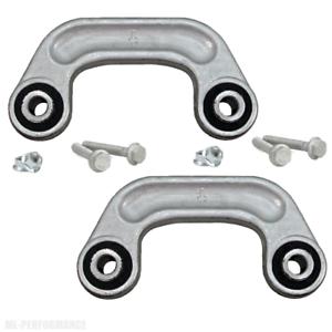 2x-Asta-di-accoppiamento-pendolo-pilastro-Anteriore-Audi-a6-4f-c6-a8-4e-Asse-Anteriore-Destra