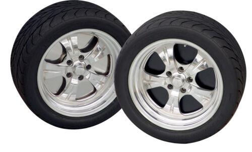 "RideTech 83320000 20/"" Wheelplate pol stainless"