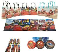 Disney Cars 3 S 6.5 Party Goody Gift Bag Party Favor Stationery (54pc)