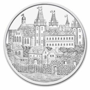 2019-Austria-825th-Austrian-Mint-Wiener-Neustadt-1-oz-Silver-BU-Coin-SKU57989
