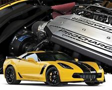 Chevy Vette C7 Z06 Stingray Procharger F-1C F-1R Supercharger Intercooled Tuner