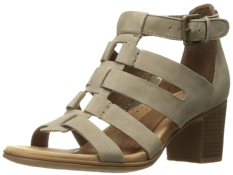 Rockport Para Mujer Hattie Gladiador Sandalia-Pick Sandalia-Pick Sandalia-Pick Talla Color.  marca famosa