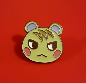 Animal-Crossing-Pin-Villager-Marshal-Yellow-Cute-Face-Enamel-Brooch-Badge-Lapel
