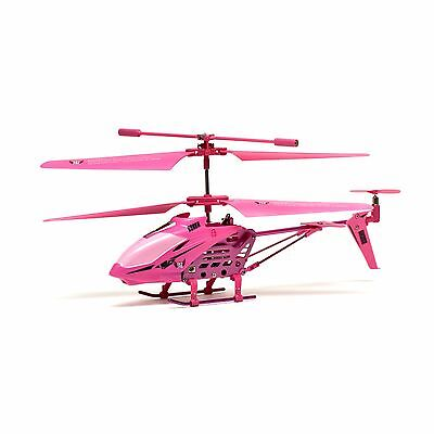 COBRA RC TOYS HELICOPTER - SKYLINE 3.5 CHANNEL WITH GYRO - PINK - W/ WARRANTY!