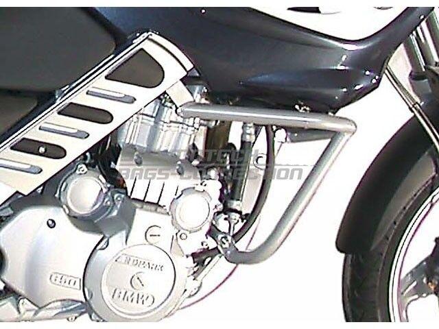 217785 Sw Motech Guard Silver Bmw F 650 Cs Scarver For Sale Online