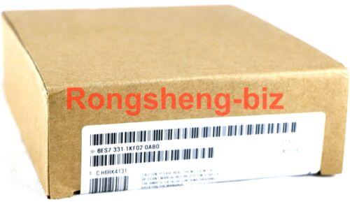 One Siemens Analog Input 6ES7 331-1KF02-0AB0 6ES7331-1KF02-0AB0 PLC New in Box