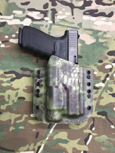 TLR-1 HL Kryptek Mandrake Kydex Holster for Glock 20 21 Streamlight TLR-1