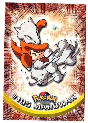 Pokemon topps trading cards 1 /& 2 SERIE 1999//2000