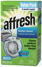 Affresh Washer Machine Cleaner 6-Tablets 8.4 oz