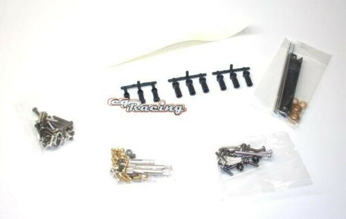 Tamiya 1:10 Ford F-350 High-Lift Spare Part 9400454 Metall-Pieces Bag F TFH®