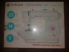 Singer Fashion Mate 3333 Sewing Machine 10 YEAR WARRANTY /& gifts