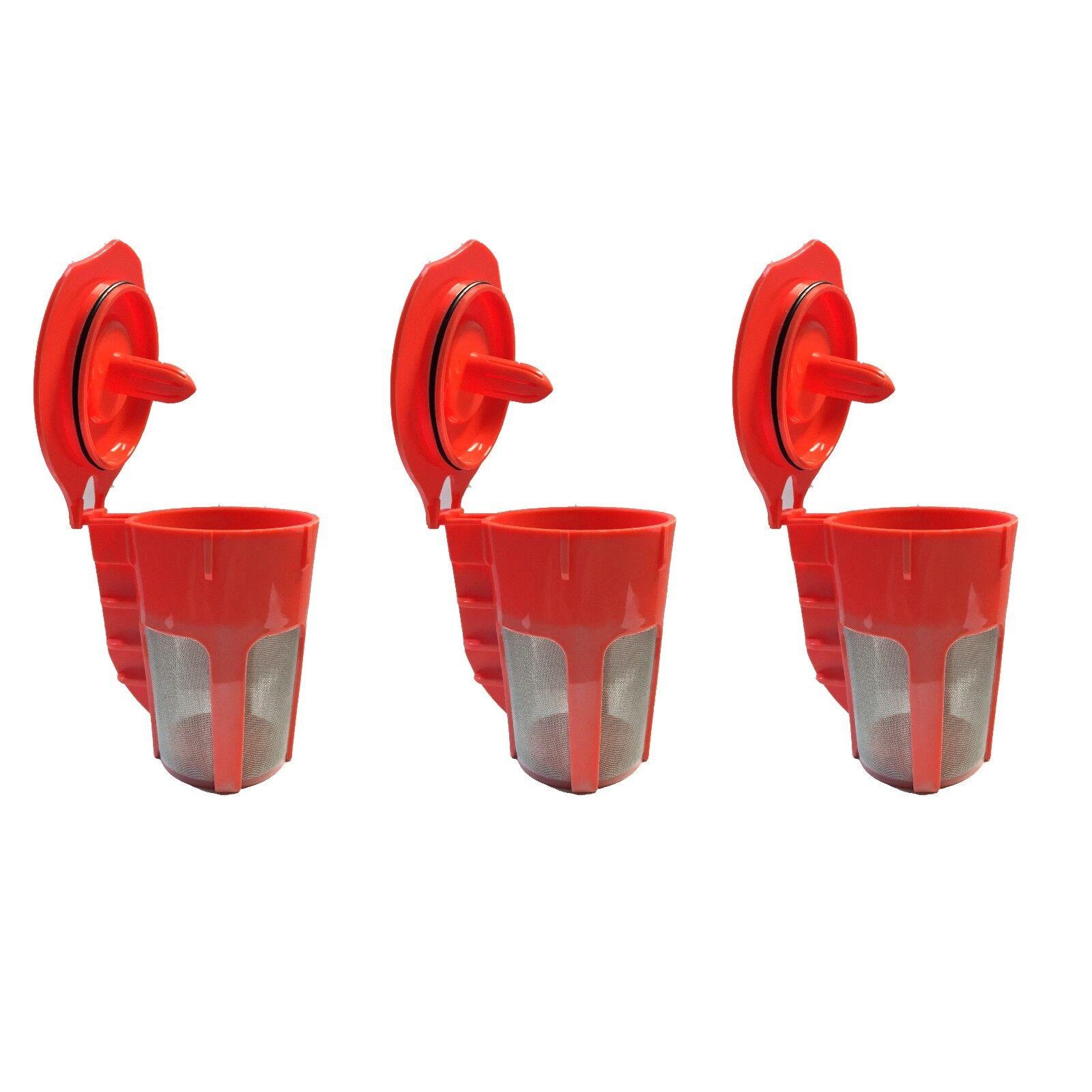 3 Carafe K cups