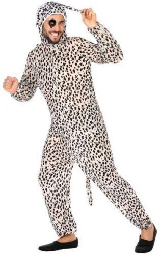 Déguisement Homme Chien DALMATIEN S costume animal Humour NEUF Pas cher
