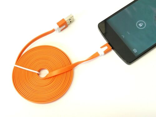 Lot Micro USB Charging Sync Data Cable Cord for Samsung Galaxy Kindle Fire Nexus