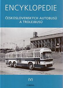 Book-Tatra-Bus-Trolleybus-in-Czech-Service-Encyklopedie-Pt-5-Omnibus-Obus