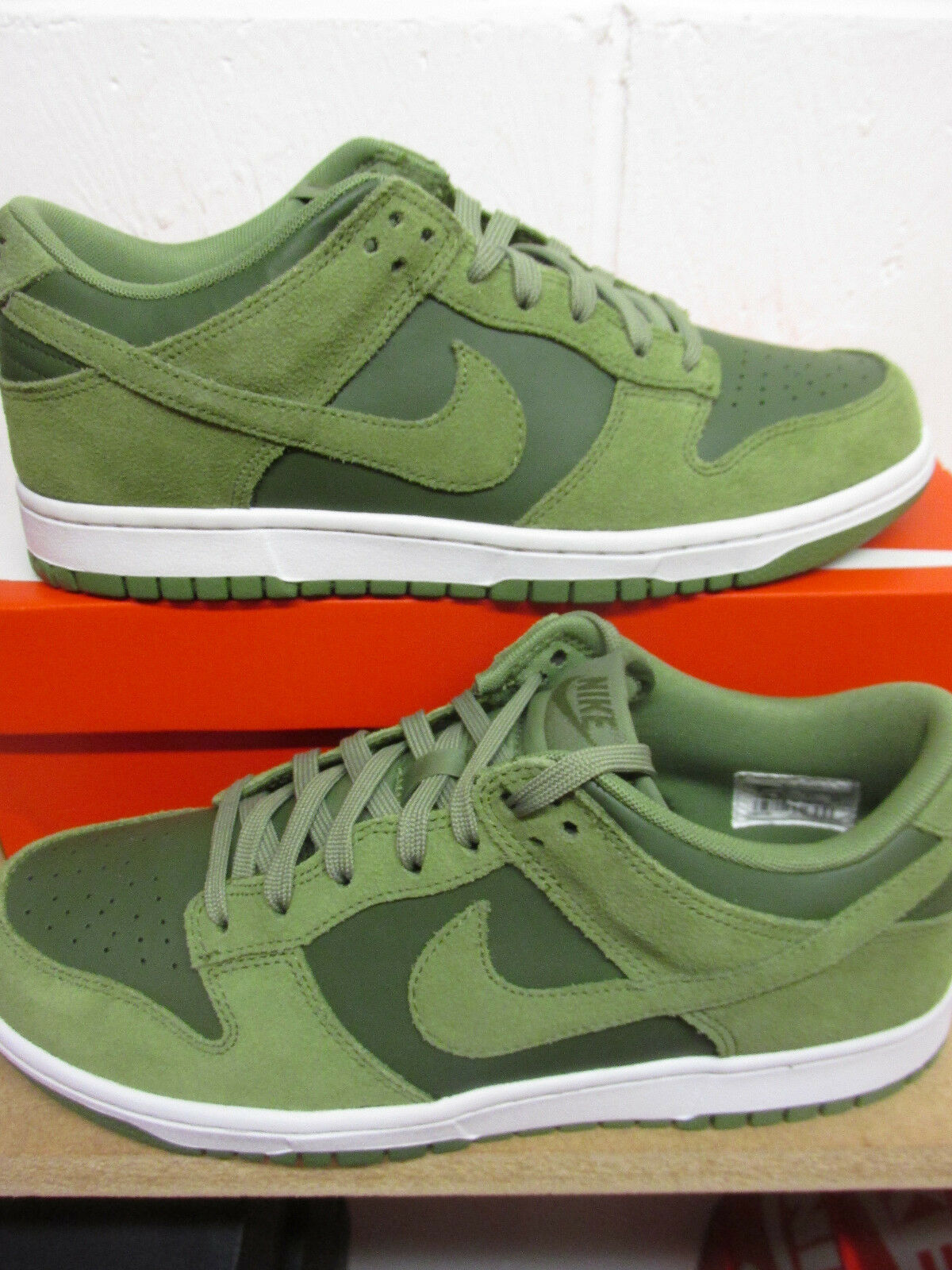 Nike Dunk Low Mens Trainers 904234 300 Sneakers Shoes