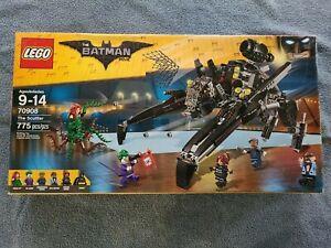 lego 70908 batman movie: the scuttler nib sealed nib 673419267878 | ebay