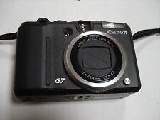 LikeNew Canon PowerShot G7 10MP Digital Camera