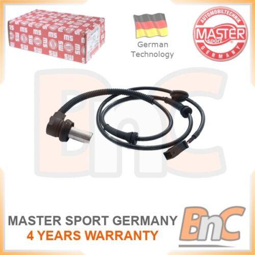 # Véritable Maître-SPORT Allemagne Heavy Duty Roue avant Capteur de vitesse pour VW Audi